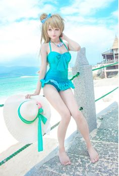 Coser Tiểu Nhu - Kotori Minami Cosplay (Love Live!)