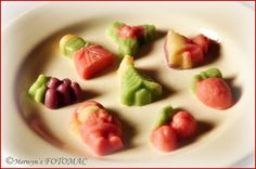 hildas touch of spice marzipan christmas sweets - Christmas Goodies Recipes