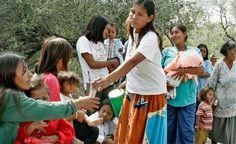 Desplazamiento forzado de niños centroamericanos centra campaña de Acnur