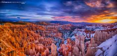 Photo BRYCE CANYON SUNRISE by Margeaux Ferreira on 500px