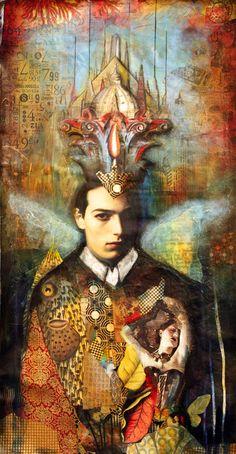 King of Wands | Andrea Matus