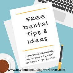 free dental tips and ideas!