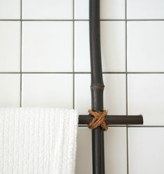 diy bamboo ladder escaleras de