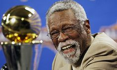 A tweeted photo of Bill Russell kneeling while wearing his Presidential Medal of Freedom surfaced Monday in an apparent gesture of solidarity to the sports world's reaction to President Donald Trump's recent comments regarding NFL players....