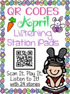 QR CODES for 24 Stor