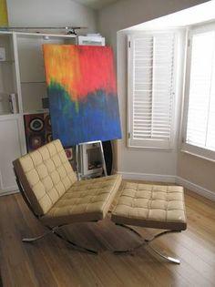 San Francisco: Barcelona Chair $650 - http://furnishlyst.com/listings/95847