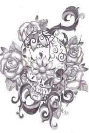 This is the tattoo on my upper ARM :) now let's try to find something that matches this to make a sleeve