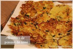 Je vous présente aujourd'hui un grand classique de la cuisine alsacienne : les galettes de pomme de terre ! Alors là, je vous partage une recette qui a bercé mon enfance, c'était un de mes plats préférés de l'époque. Ma grand-mère nous en préparait... #alsace #express #galettes