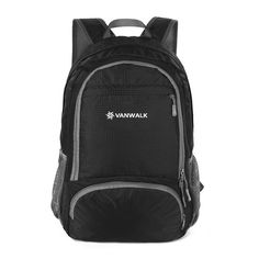 Foldable Dayback/Backpack, Packable Handy Lightweight Travel Hiking Backpack Daypack   Lifetime Warranty ** Read more reviews of the product by visiting the link on the image.