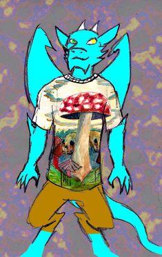 Qujin T shirt Poison Card by Qujin.deviantart.com on @DeviantArt