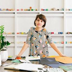 Long-time ALAS collaborator @nando_nandez is the brains behind our branding and website, as well as being a practicing artist and freelance designer... quite the busy bee! This week she has been featured on @thedesignfiles 'New Kids on the Blog' and we are proud as punch! Go Nadia! by @rachelkara1 #nadiahernandez #thedesignfiles