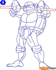 how-to-draw-donatello-from-the-tmnt-step-5