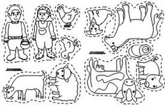 Farm animal worksheet for daisy