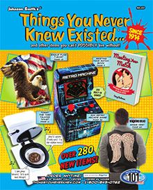 Picture Of Things You Never Knew Existed Catalog From Abc
