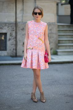 Molto Bella: Milan Street Style fashion