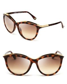 Michael Kors Diana Cat Eye Sunglasses