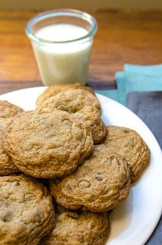 GF Chocolate Chip Cookies | Bob's Red Mill