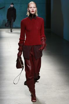 sweater, Kenneth Cole Collection RTW Fall 2013