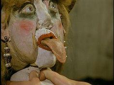 Conspirators of Pleasure, Jan Svankmajer - Such a gothic fairytale image
