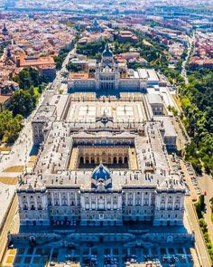 Palacio-Real-Madrid-vista-aérea