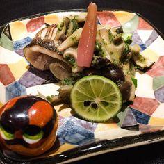 Amazing CUCUMBER cuisine  #mizumushikun #japan #kyoto #kyotojapan #kyototrip #japantrip #japanfood #japanfocus #japan #japantravel #kaiseki #kaisekicuisine #kaisekiryori #kaisekidinner #gion #yummy #yum #food #foodie #foodstagram #cuisine #cui