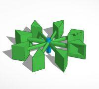 """""""Turbina de agua"""" Modelos en 3D que se imprimirán - yeggi"""