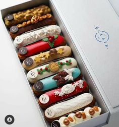 Delicious Donuts, Delicious Desserts, Eclair Recipe, Food Tech, Cake Decorating Videos, Food Decorating, Summer Cakes, Creative Desserts, Specialty Foods