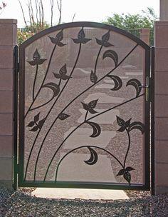 1000 Images About Gates On Pinterest Wrought Iron Gates