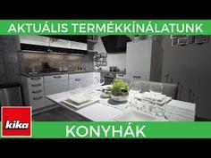 Aktuális termékkínálatunk - Konyhák | Kika Magyarország - YouTube