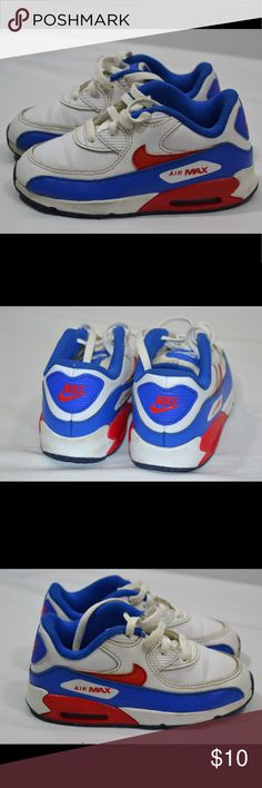Kids Nike Air Max Size 9C Kids Nike Air Max Size 9C. Shoes do have wear. Nike Shoes