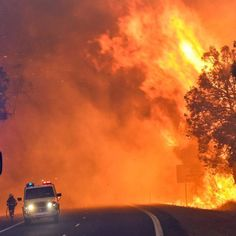 At least three people are missing in bushfire that devastated Yarloop, Western Australia, and continues to threaten others. Yarloop, south of Perth, Perth, Coral Castle, Western Australia, The Guardian, Small Towns, Climate Change, Night Life, Westerns, Northern Lights