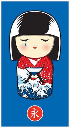 Tears for Japan.