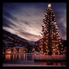 Julestemning i Bergen <3  <3  Bilde av Guro Dolve Meyer (link til hennes instagram)
