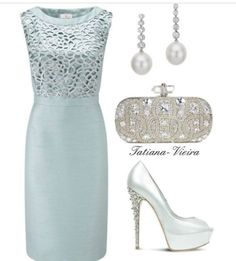 A fashion look from June 2013 featuring platform pumps, man bag and drop earrings. Browse and shop related looks. Dress Attire, Dress Up Outfits, Chill Outfits, Casual Dresses, Short Dresses, Fashion Outfits, Fashion Sets, Diva Fashion, Womens Fashion