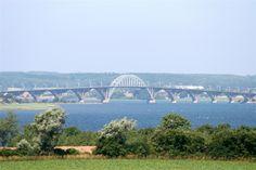 Mønsbroen! #Denmark