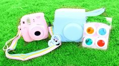 This Toy Review is for instax Mini Accessory Playset for your instax camera. We love our doll cameras and thought it would be good to have accessories for ou...