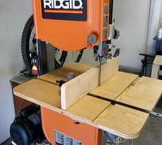 Ridgid 15 Amp Band Saw With Stand Discontinued Bs1400 At