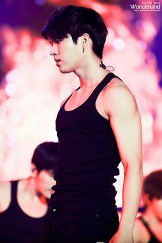 Nam WooHyun <3 Infinite