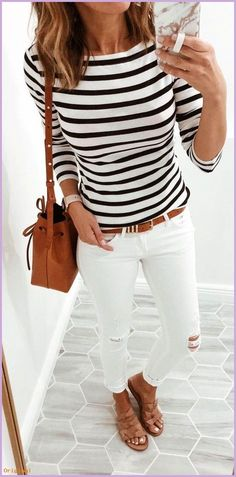 Pretty summer outfits for copying - Kleidung für Frauen - Cute Outfits Summer Work Outfits, Casual Work Outfits, Work Casual, Spring Outfits, Cute Outfits, Casual Summer Outfits For Work, Long Shirt Outfits, Summer Outfits Women Over 30, Winter Outfits