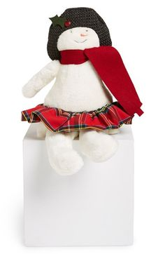 Woof & Poof 'Party Snowgirl' Figurine available at #Nordstrom