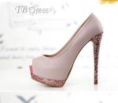 tbdress-club:  wedding shoes for this season