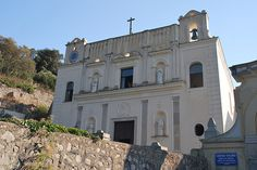 Santuario della SS.Trinità (Santuario della montagna spaccata) Gaeta  #TuscanyAgriturismoGiratola
