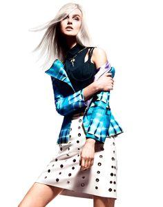 #VogueTendencia Psicodelia tie dye. Los colores que marcan el desenfado del verano.  http://www.vogue.mx/articulos/tendencias-verano-2013-tie-dye/2660#