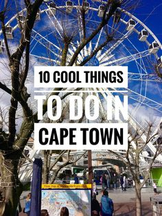 10 Cool Things To Do In Cape Town - The Travelling Pinoys