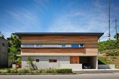 豊田でデザインしたチャネルオリジナルの外壁を採用しました