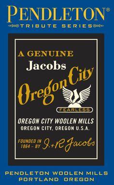 Oregon City Woolen Mills   Pendleton Woolen Mills