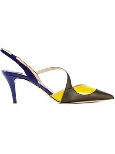 Jimmy Choo 'monty' Pumps - Cumini - Farfetch.com