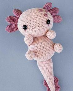 Crochet Animal Patterns, Stuffed Animal Patterns, Crochet Patterns Amigurumi, Crochet Dolls, Crochet Stuffed Animals, Easy Crochet Animals, Crochet Baby Toys, Crocheted Toys, Doily Patterns