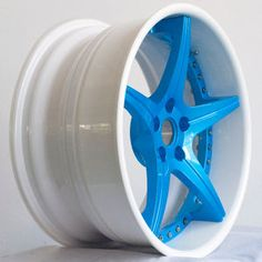 Deep Concave 3 Piece Forged Aluminum Wheel LG3-004