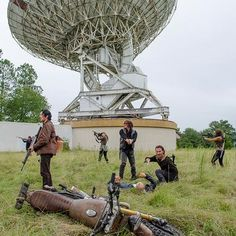 Hot: The Walking Dead director Greg Nicotero on that ominous ending